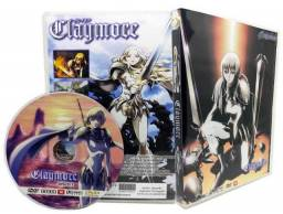 Box Dvd Anime Claymore Completo