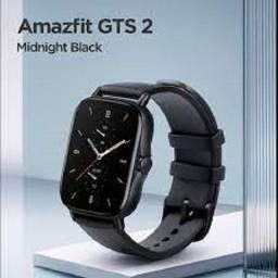 Amazfit GTS 2 Preto/Dourado