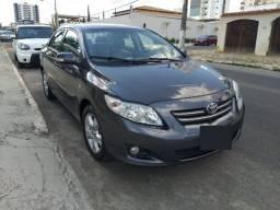 Título do anúncio: Toyota Corolla Xei Automático 2010 - Raridade