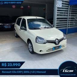 Renault Clio Expression 1.0 2014