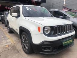 Jeep Renegade Longitude - 2016 - 1.8 Auto - Branco