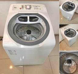 Título do anúncio: Máquina de Lavar 12kg Conservada Entrego