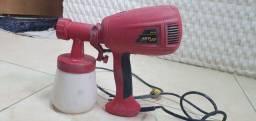 Título do anúncio: Pistola Pulverizadora Elétrica Air Plus Spray 300 W - Schulz