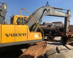 Escavadeira hidráulica Volvo 240blc