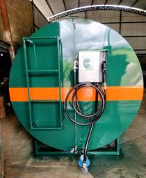 Reservatório Aéreo para Diesel - Tanque Diesel