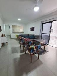 Título do anúncio: Apartamento com 2 dormitórios à venda, 120 m² por R$ 355.000 - Boqueirão - Praia Grande/SP