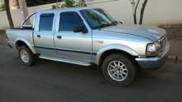 Ford Ranger 2001( aceito carro pequeno) - 2001