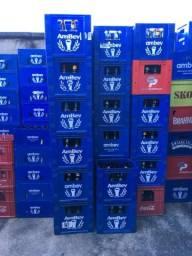 Vendo caixas de 600 e litrão por ótimo preço !!