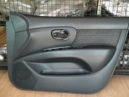 Forro Da Porta Dianteira Direita Nissan Livina