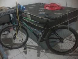 Eu troco essa bicicleta no celula