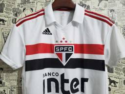 Camisa São Paulo 18/19