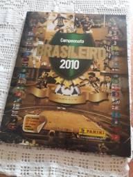 Álbum campeonato brasileiro 2010completo