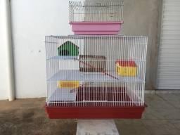 Gaiolas para Hamster/pequenos roedores