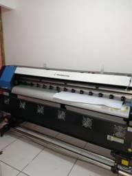 Plotter imprimiprinter xp600 1,80 de boca.Estado de zero!!!!