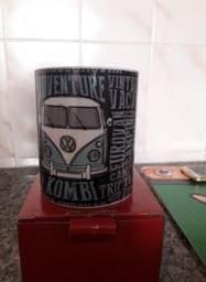 Caneca Porcelana Kombi
