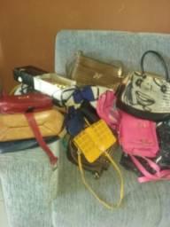 Bolsas de vários tamanhos estou vendendo todas