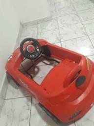 Carrinhocom pedal