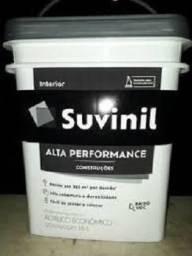 Tinta branca suvinil 18 l alta performance