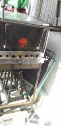 Forno industrial ideal para pizza paes bolos etc 550