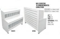 Movel pet box 16 compartimentos (Novo)