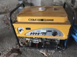 Gerador 8,5 kVA trifásico