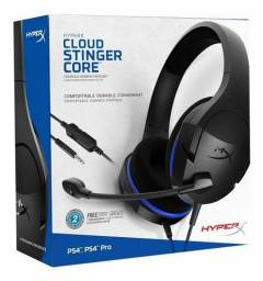 Headset Gamer HiperX Cloud Stingef Core NOVO