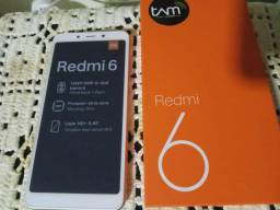 Xiaomi redmi 6 (APENAS VENDA)