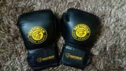 Luvas Boxe / Muay Thai BAIXOU O PREÇO PARA VENDER