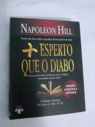 Livro + ESPERTO QUE O DIABO