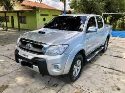 Hilux 2009 3.0 Automático Diesel 4x4 - 2009