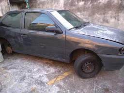 Carro para retirar peças - 2001