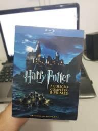 Box Blu-ray Disc harry potter