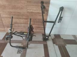 Vendo 2 suporte tranporta bicicleta