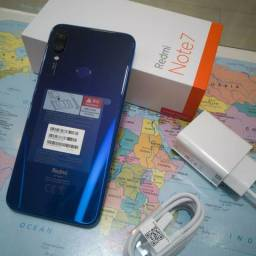 Redmi note 7 64gb + mi band 4