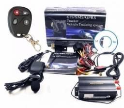Promoção Rastreador TK103B Instalado com chip Vivo e Crédito 6 meses de Garantia