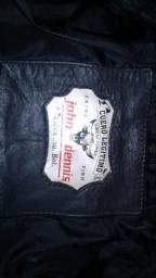 Jaqueta de couro John Dennis