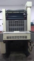 Máquina de impressão Gráfica Off Set