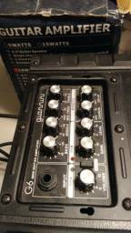 Amplificador Cubo G6 Giannini