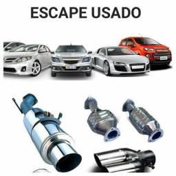 Catalisdor e Escapmentos usados