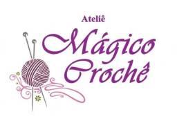 Atelie Mágico Crochê - Trabalhamos com encomenda personalizada