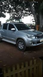 Toyota hilux cd4x4 - 2012