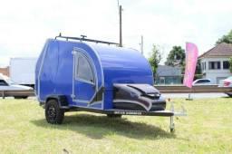 Reboque Mini Trailer Camper 51 3207-3565