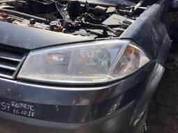 Farol sucata Renault Megane LE/LD