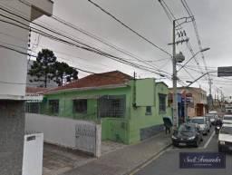 Terreno à venda, 612 m² por R$ 1.800.000 - Centro - São José dos Pinhais/PR