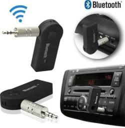 Receptor de áudio Bluetooth - Novo