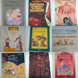 Livros literarios infantil
