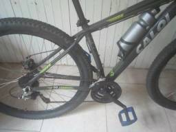 Bicicleta Alumínio Caloi 29 USADA