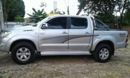 Toyota Hilux 2009/2009 Automática - 2009