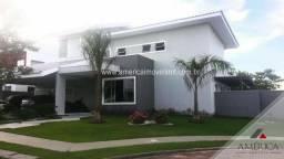 Casa sobrado com 5 SUÍTES no condomínio, Belvedere, são 420M de área, 6 vagas / mobiliado