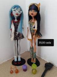 Bonecas monster high originais